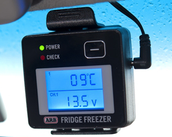 ARB Fridge Monitor