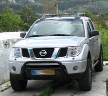Great Nissan Frontier, By Old Man Emu
