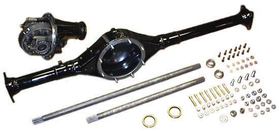 Suzuki Samurai Spidertrax Full Floater axle kit