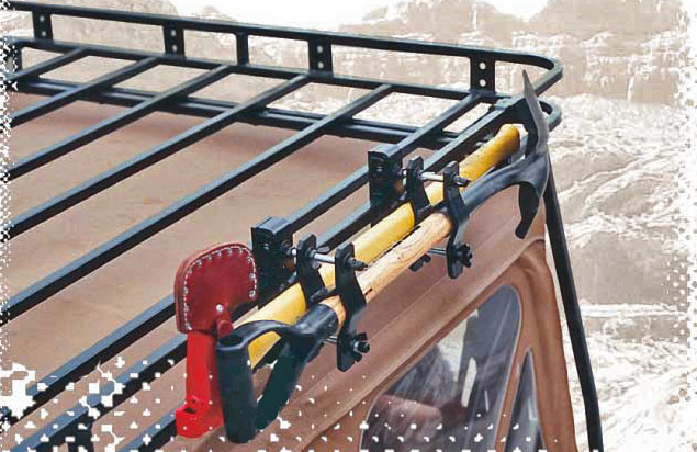 Fj Cruiser Roof Rack Toyota Fj Cruiser Roof Rack Safari