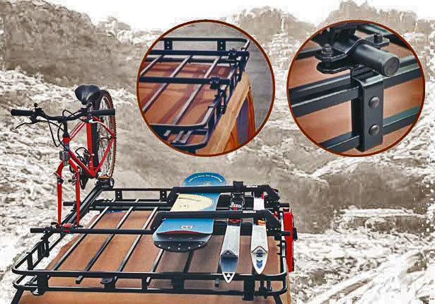 Mtn View Ford >> Jeep Commander Roof Rack: Roof Rack for Jeep Commanders ...
