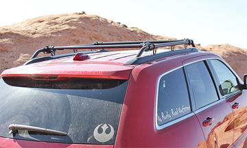 Superb Jeep Grand Cherokee Roof Rack Grand Cherokee Crossbar Kit