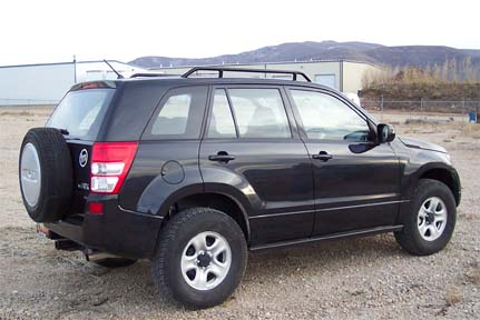 Grand Vitara Safari Roof Rack