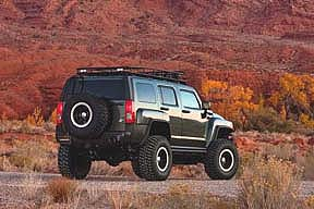 Hummer Offroad Parts Hummer Off Road Accessories