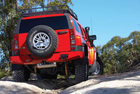 Hummer Accessories Rock Sliders Rack Systems All At The