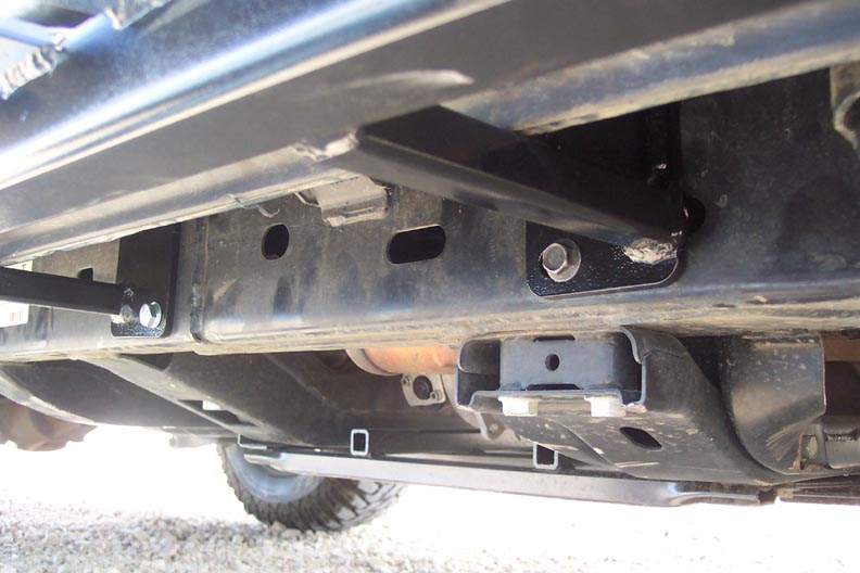 Hummer H3 Rockrails Rock Sliders Supersliders Ebay