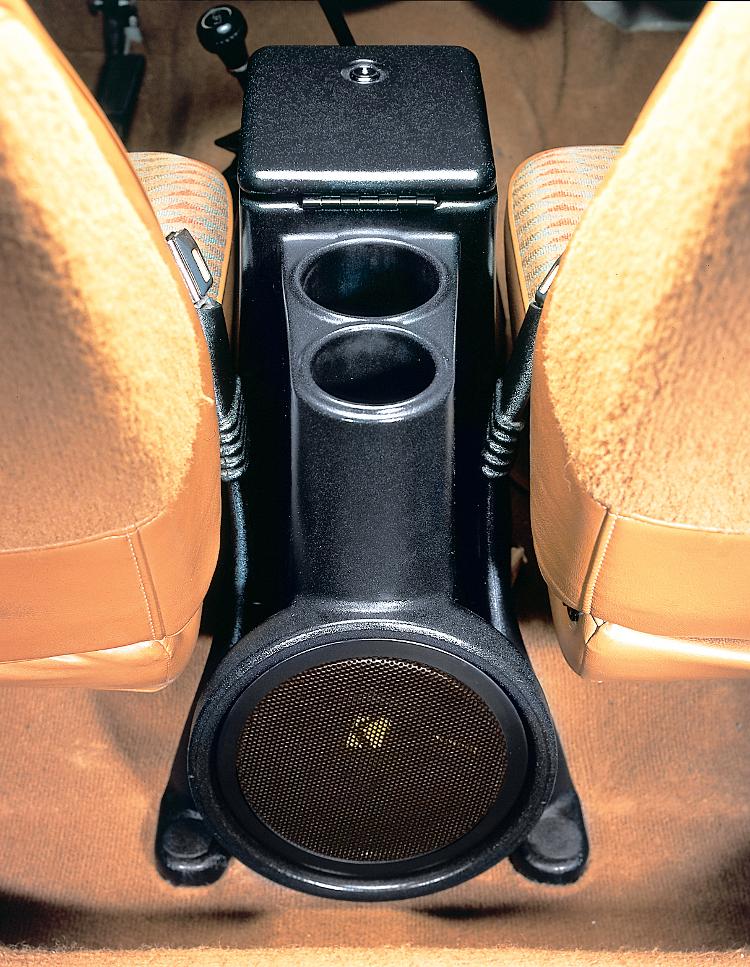 Jeep Speakers Intra Pod Jeep Speaker System