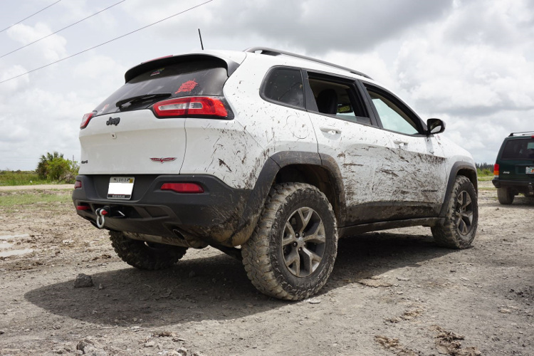 Jeep Cherokee Lift Kit