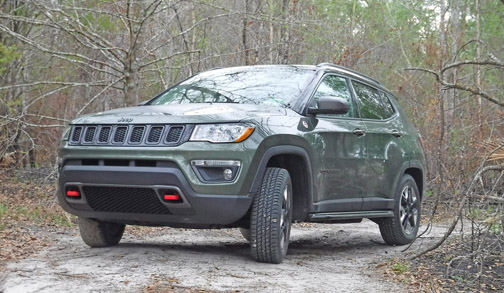 jeep compass rock sliders