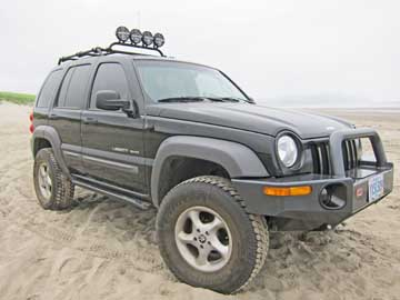Jeep Liberty Roof Rack 2002 14 Jeep Liberty Roof Rack