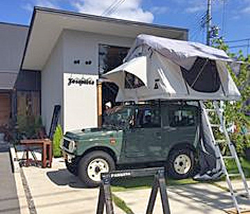 Samurai Roof Top Tent Suzuki Samurai Roof Top Tent
