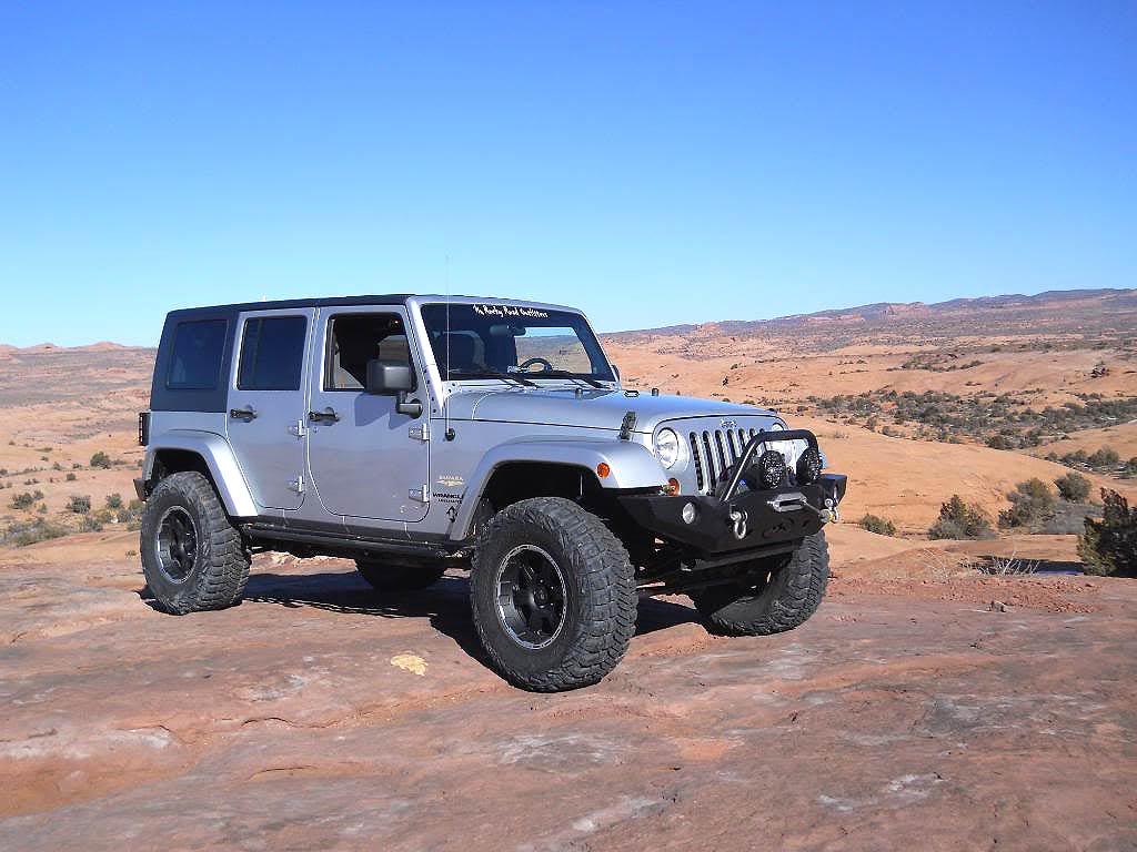 """Jeep Wrangler Suspension Kit >> JK Wrangler lift, Old Man Emu, OME suspension kits... 4"""", best handling, ride quality, comfort ..."""