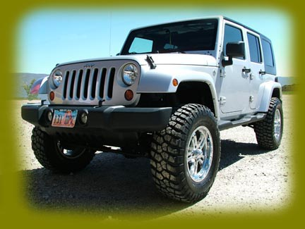 2006 Jeep Wrangler Rubicon >> Jeep Lift Kits: Wrangler, CJ, TJ, JK, Rubicon Lift Kits