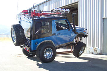 samurai yj conversion