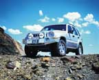 Jeep Liberty bull bar