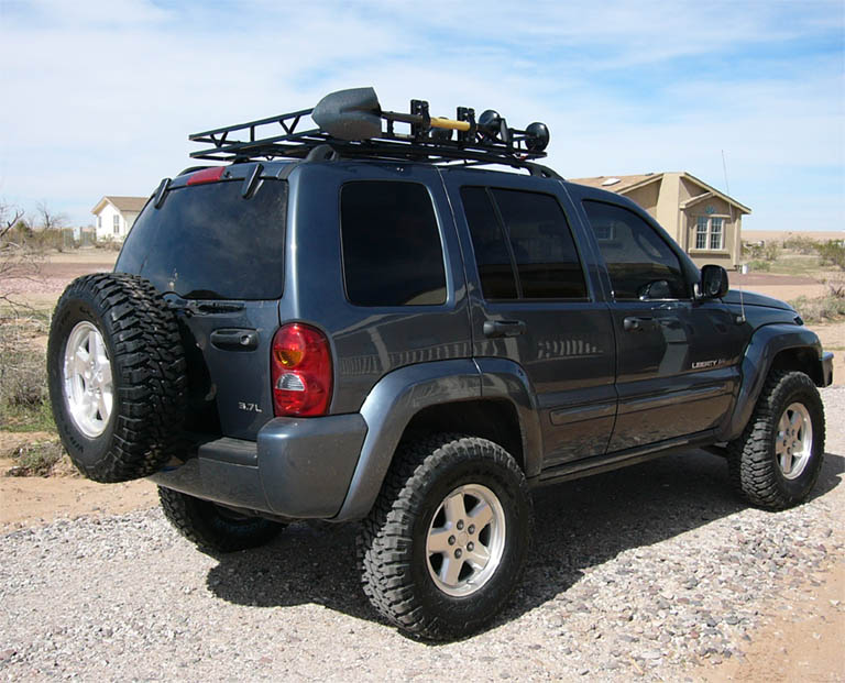 Wilderness Roof Rack By Garvin Garvin Wilderness Racks