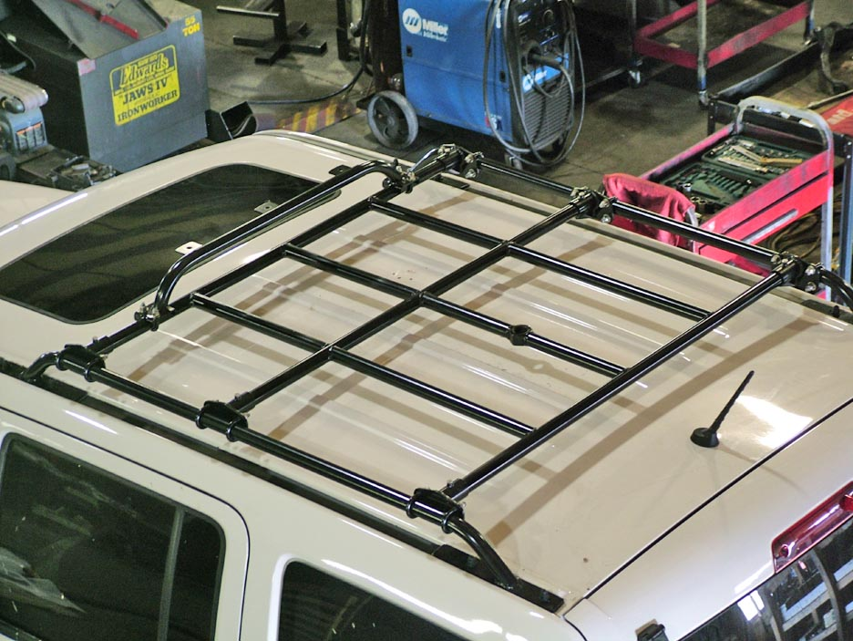 Jeep Liberty Sky Slider Roof Rack Roof Rack For Jeep