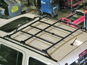 Jeep Compass Roof Rack