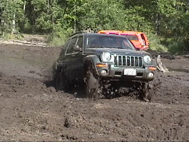 Jeep Liberty parts and accessories, KJ (also known as the ...