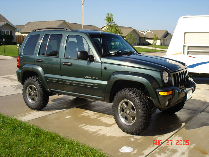 Jeep Renegade Lifted >> Jeep Liberty suspension components and lift kits