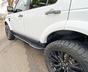 lr4 rock slider kit