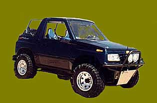 tracker lift: suzuki sidekick, vitara, xl7 & tracker lift kits
