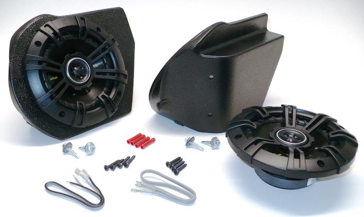 Jeep Speakers Mod Pod Jeep Speaker System