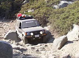 Mitsubishi Montero / Pajero lifts, suspension, parts and accessories at the lowest prices
