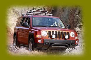 2016 Jeep Patriot Accessories >> Jeep Patriot Parts Patriot Offroad Parts
