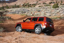 Jeep Patriot Lift Kit