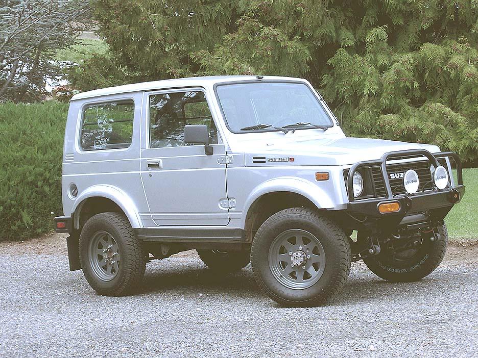 Suzuki Samurai  X