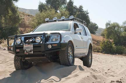 Nissan Pathfinder Lifts Suspension Parts Accessories At The