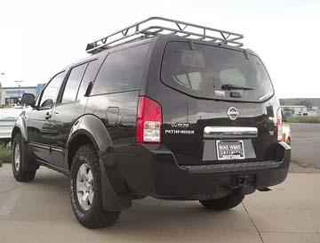 pathfinder roof racks
