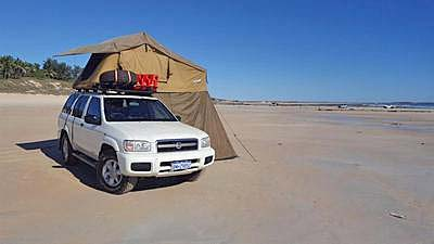 pathfinder roof top tent