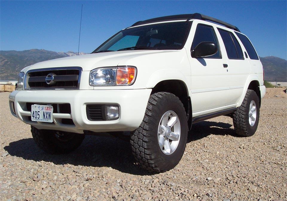 Nissan Pathfinder Rockrails Rock Sliders Supersliders Ebay