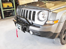 Jeep Patriot Brush Bar