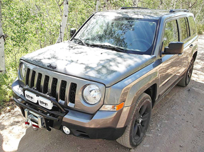 2016 Jeep Patriot Accessories >> Jeep Patriot Parts And Accessories At The Lowest Prices