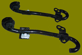 Jeep Patriot tow hooks