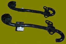Jeep Compass tow hook