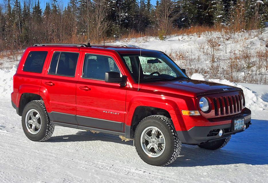 Jeep Patriot Lift Kit: 2 125
