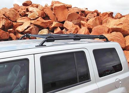 Jeep Patriot Roof Rack