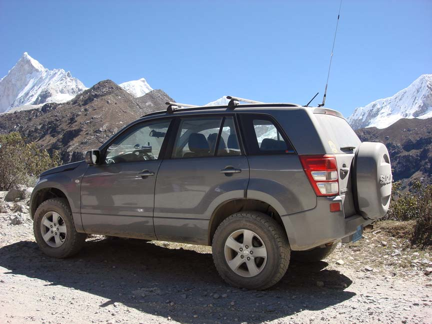 Grand Vitara Lift Suzuki And XL7 2006 Newer