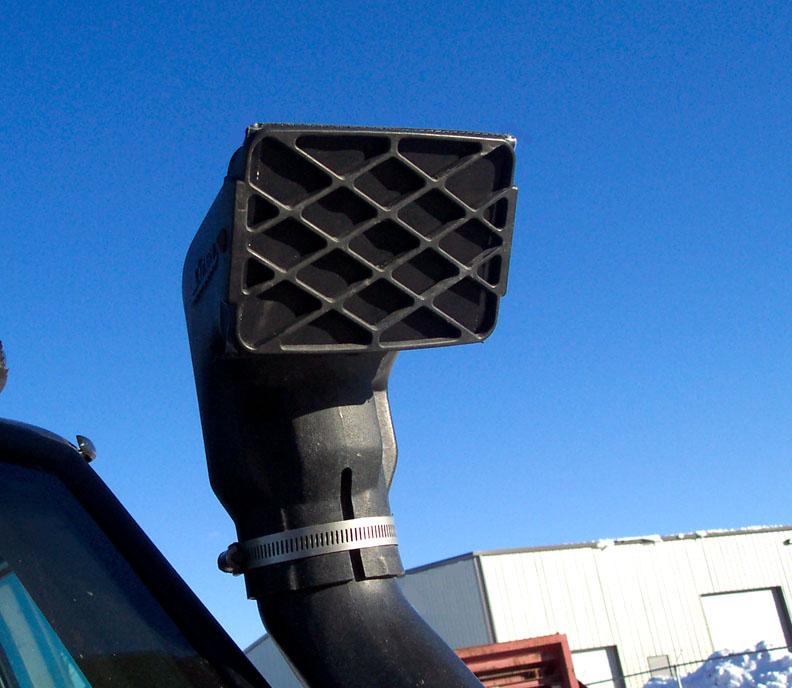 Jeep Cherokee Snorkel: Snorkle for XJ