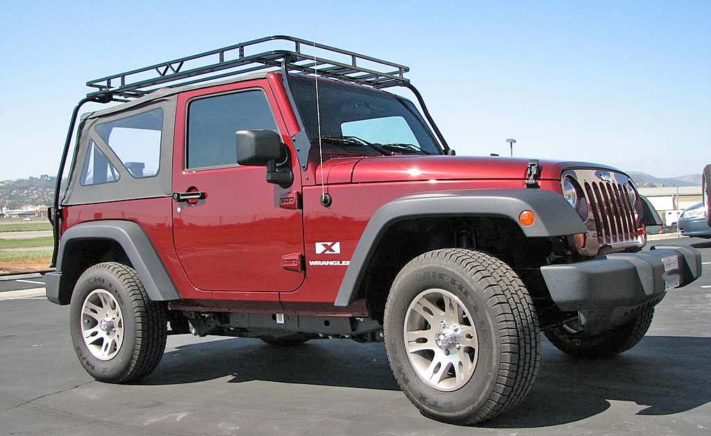 Jeep Jk Roof Rack Jk Wrangler Roof Rack