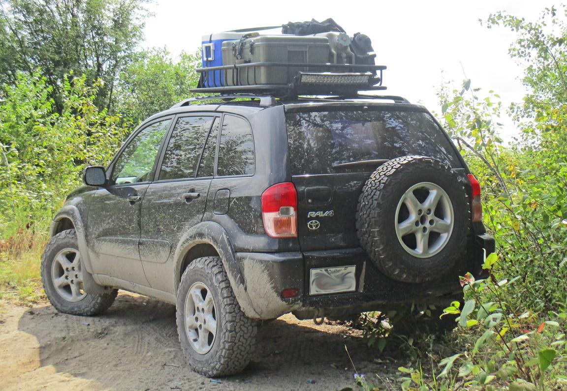 Rav4 Off Road Modifications >> RAV4 Lift Kit: Old Man Emu RAV4 Lift Kit
