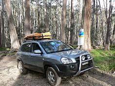 ford escape roof rack