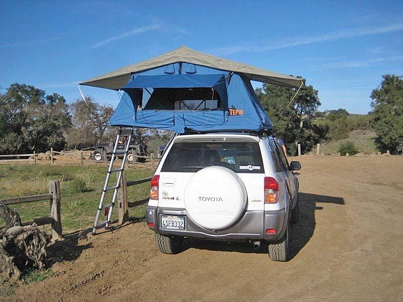 Rav4 Roof Top Tent Toyota Rav4 Roof Top Tent
