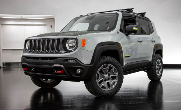 Jeep Renegade Lifted >> Jeep Renegade Lift Kit 1 5 8 Lift Kit For Jeep Renegade