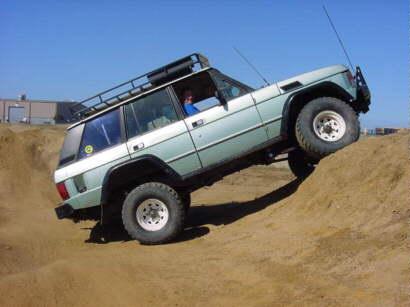 Range Rover Lift Kit Ome Range Rover Lift Kit