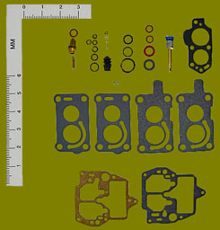 Samurai Carburetor Rebuild Kit